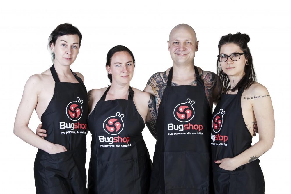 Zástěra Bugshop™