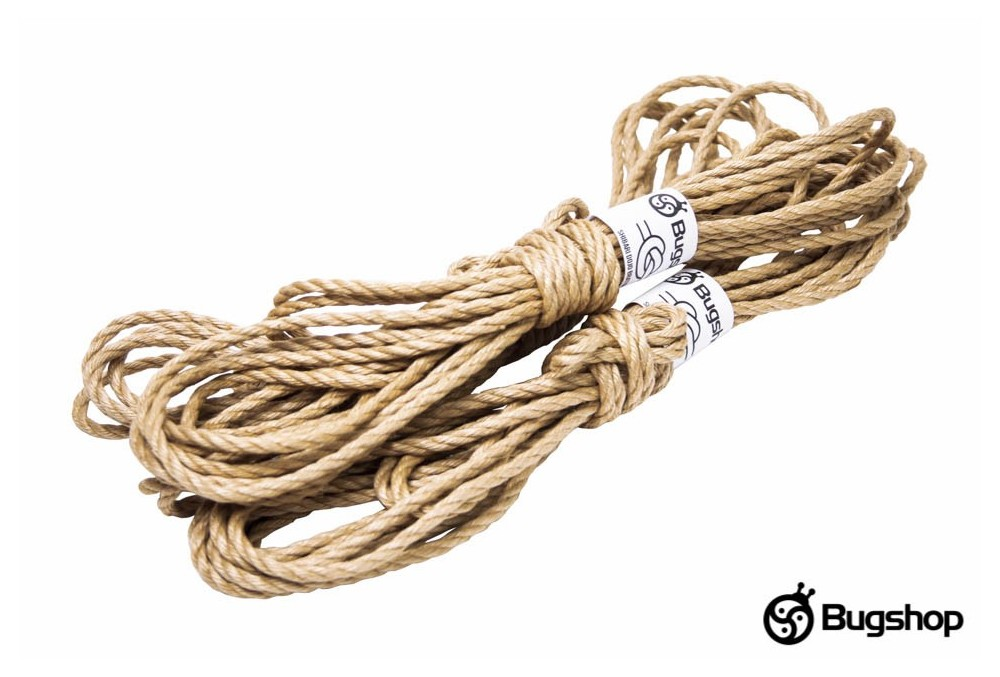 Japonský jutový provaz