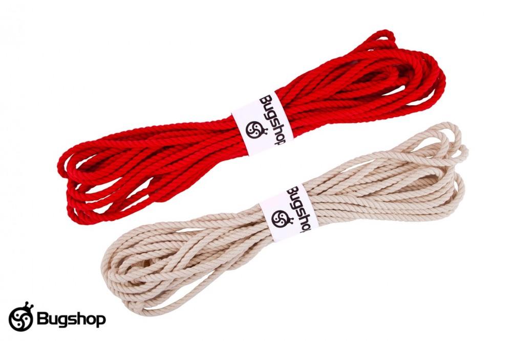 Bavlněný provaz