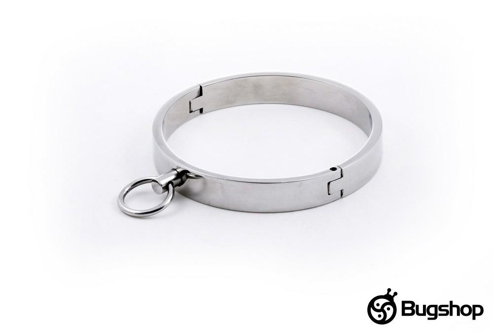 Metal collar - Boxy