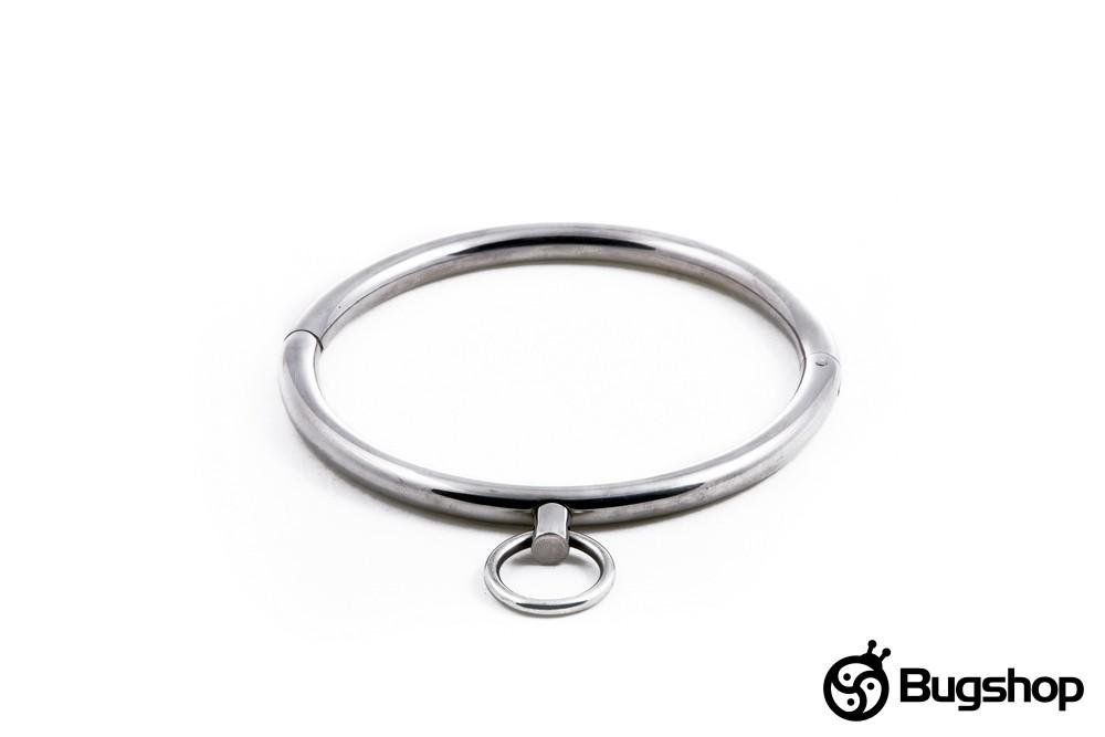 Metal collar - round