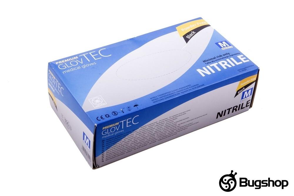 Rukavice nitrilové 100ks